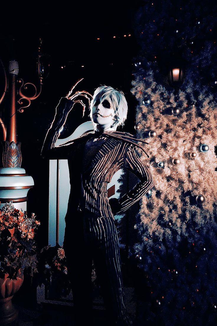 Jack Skellington by Maho-Urei.deviantart.com
