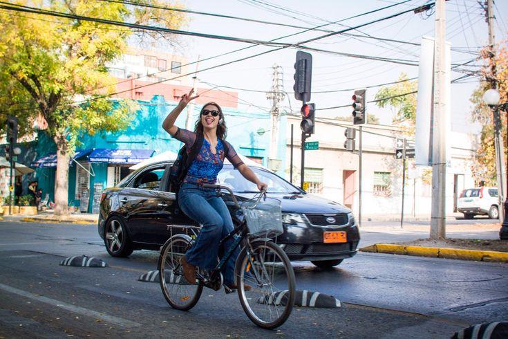 Aprobadas las modificaciones a la OGUC en favor de la bicicleta CHILE