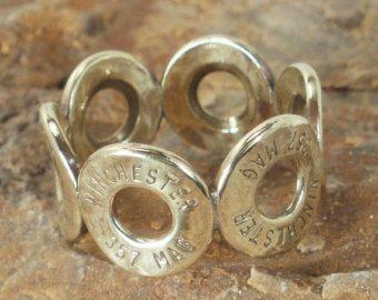 Winchester Bullet anillo - 357 Magnum - tamaños 8, 9 o 12