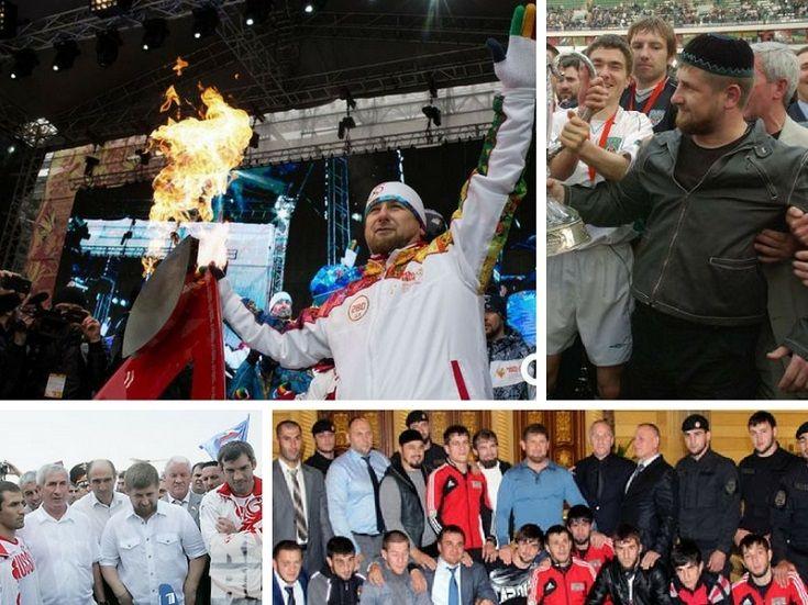 Письмо Рамзану Кадырову от спортсмена