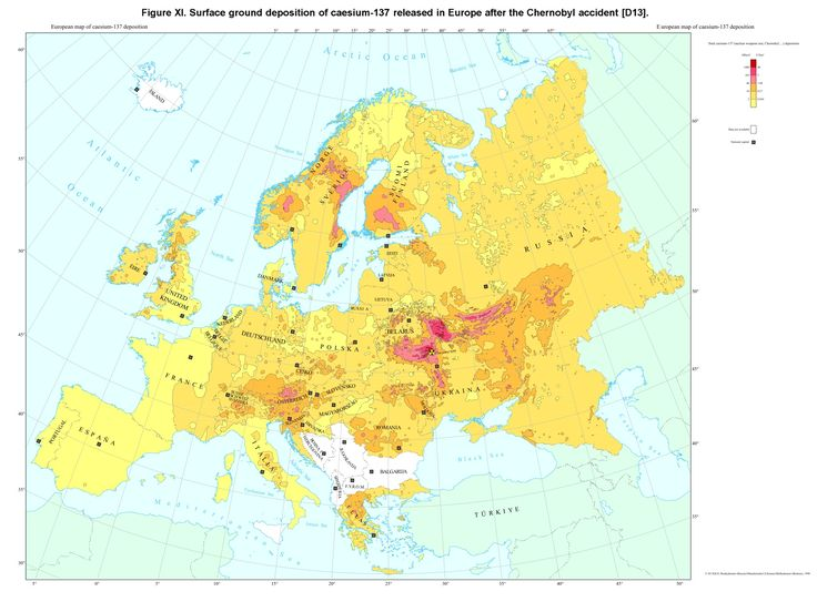 9 best maps images on pinterest antique maps cartography and history contamination in europe after chernobyl nuclear weapon tests ecigce wallpaper background for ipad mini air 2 pro laptop gumiabroncs Choice Image