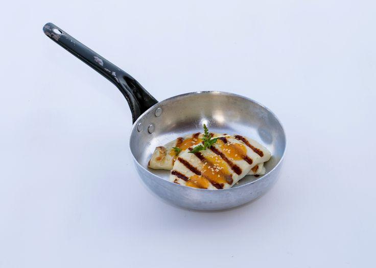 Σήμερα, ο σεφ Hristos Kseraksoudis προτείνει: Μαστέλο Χίου με μαρμελάδα μανταρίνι | #πλεύσις #plefsis #grikospatmos
