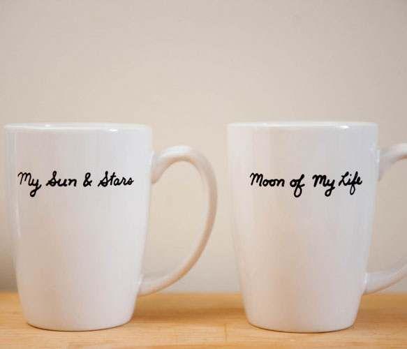 game of thrones mug set Awwww! I want!