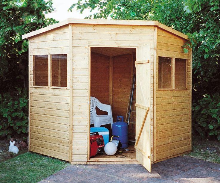 corner shed 7x7 shiplap 2