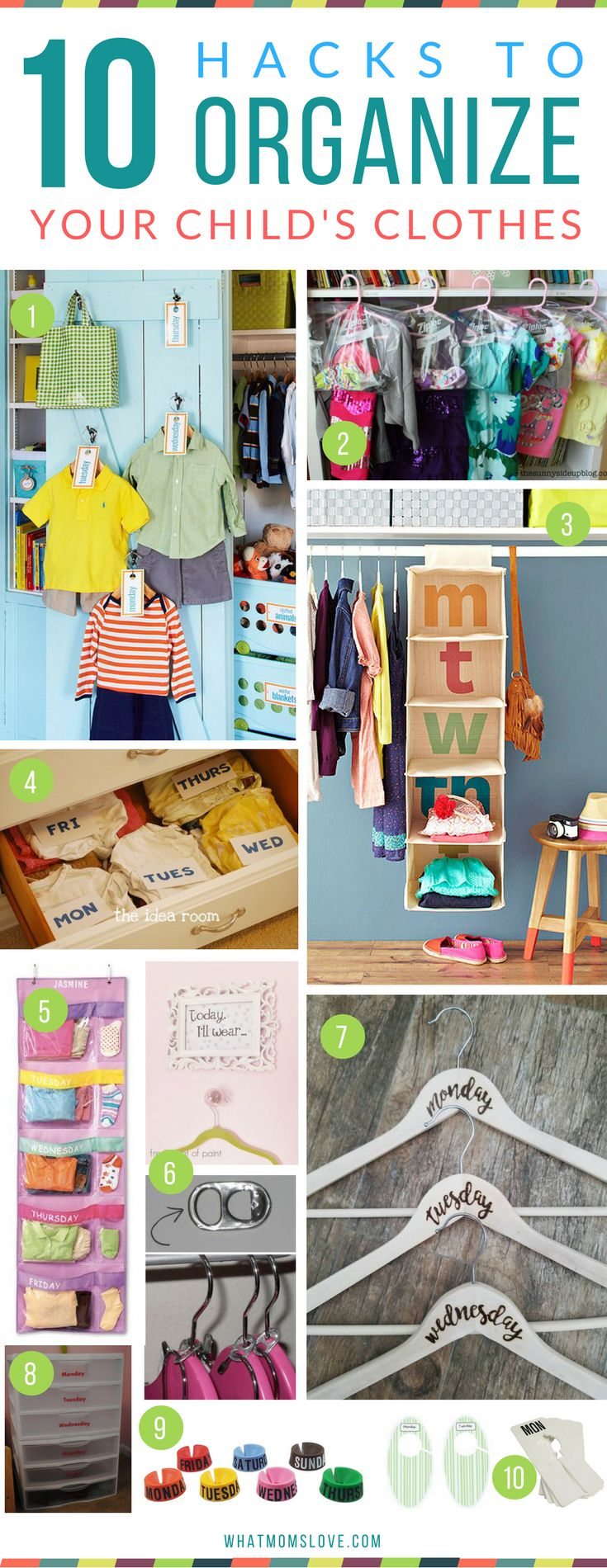 Bedroom Organization Tips best 20+ kids clothes organization ideas on pinterest | organize