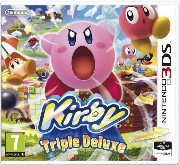 Kirby: Triple Deluxe ~ Nintendo 3DS