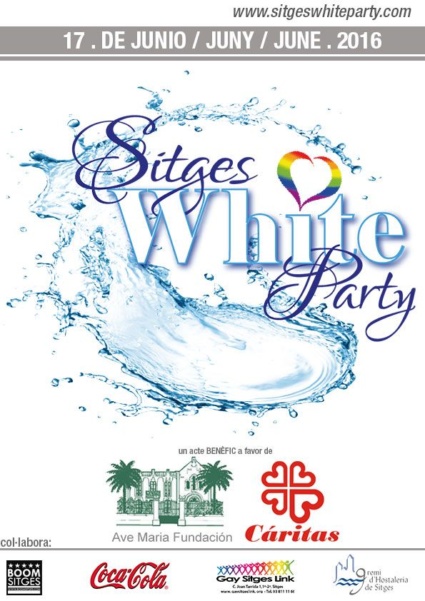 Sitges White Party Sitges