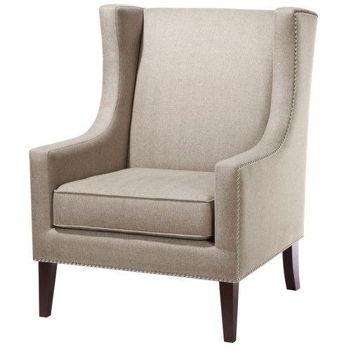 Found it at Wayfair - Barton Wing Arm Chair
