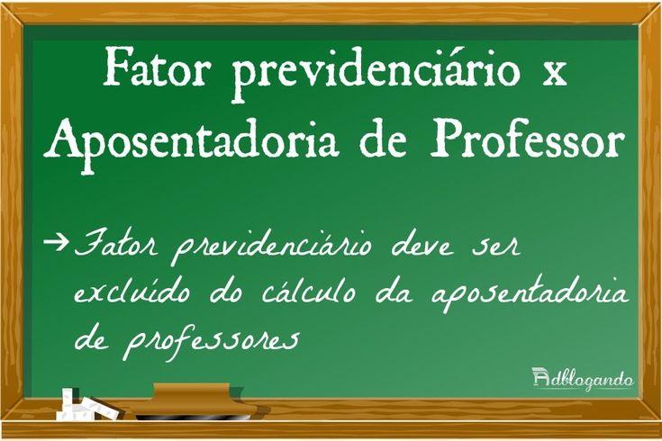 Primeiro antes de tudo entenda o cálculo da nova aposentadoria, pois assim ficara maisfácilentender o calculo para professores. Pelo...