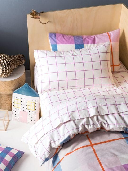 Blanky Pink Flannelette Sheets
