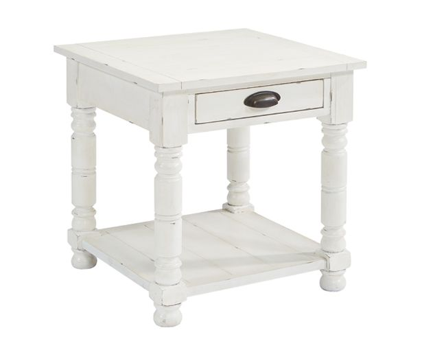 Every Living Space Needs A Functional End Table To Be