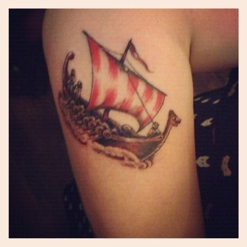 34 best small viking tattoos images on pinterest tatoos for Small viking tattoos