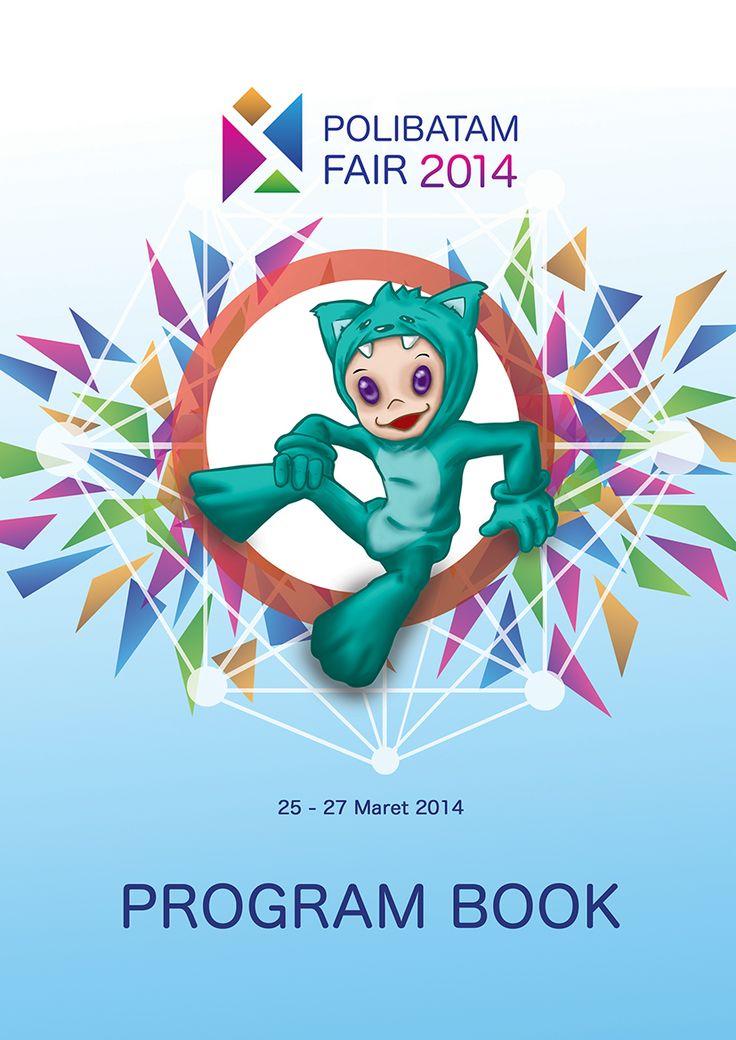 POLIBATAM FAIR 2014 Mascot on Behance