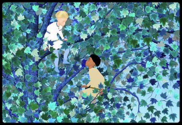 Azur & Asmar – The Princes' Quest   Michel Ocelot