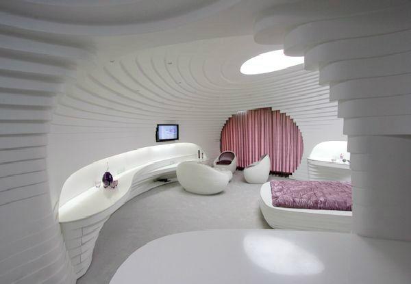 futuristic bedroom design 19