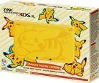♤♦ Nintendo New 3DS XL Pikachu Yellow Edition 3DS XL - Brand New http://ebay.to/2m7jYLB