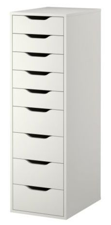 ikea - MY Jewelry Armoire --- YES I love this for organization of Jewerly
