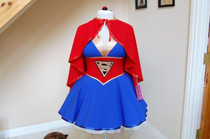 Super girl by BeBaGo #cosplay #cosplaygirl #cosplayer #USO #USOgirl #comiccon #comicdress #dress #bebago #supergirl #superhero #superman