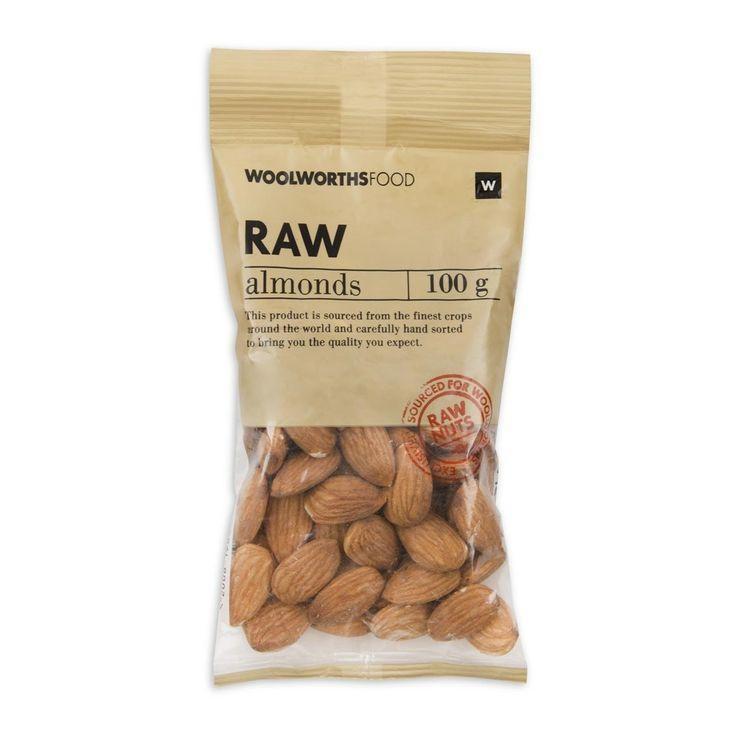 Raw Almond Nuts 100g