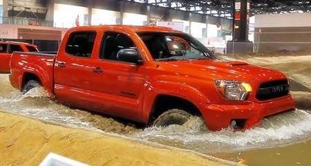 2017 Toyota Tacoma - safety
