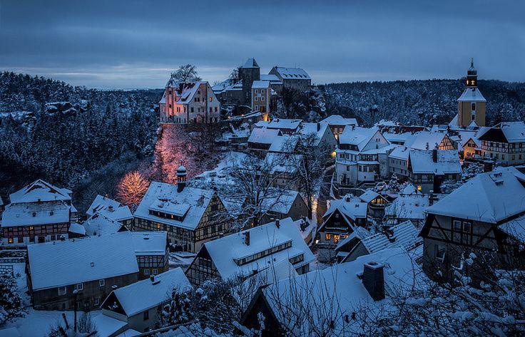 Burg Hohnstein, Germany