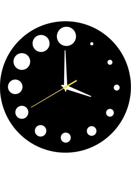 Játékos falióra - Pontok Cikkszám:  X0030-3D Wall clock Feltétel:  Új termék  Termék elérhetőség:  In Stock  Eljött az idő a változásra! Díszítő karóra újraéleszteni bármilyen belső, jelölje ki a báj és a stílus a helyet. Az meleget a házba az új órát. Fali órák plexiből egy csodálatos díszítés a belső tér.