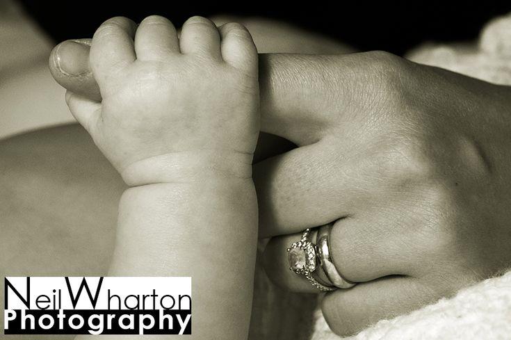 Creative baby photography
