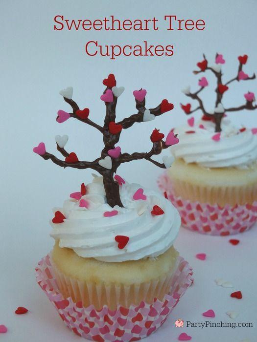 Valentine S Day Cupcake Easy Valentine S Day Dessert