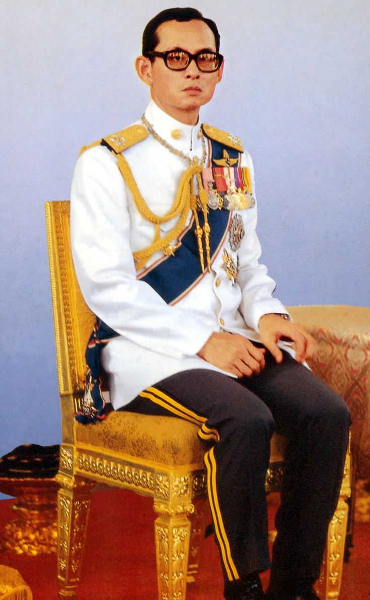 His Majesty, King Bhumibol Adulyadej of Thailand, also known as Rama IX of the Chakri Dynasty, reigned over the Kingdom of Siam/Thailand from 9 June 1946, the Coronation Ceremony came later on 5 May 1950, until the 13th of October, 2016. His Majesty's 70 year (25,694 days) reign as the King of Thailand made him one of the world's longest ever serving monarchs and the longest in the history of Thailand. https://islandinfokohsamui.com