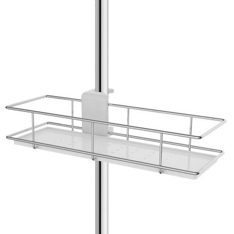 Hook-type Easy Hanging Shower Caddy