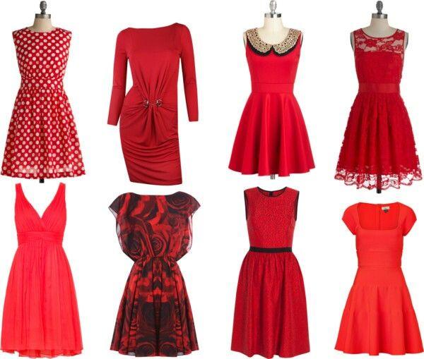 Kırmızı ve aşk modası