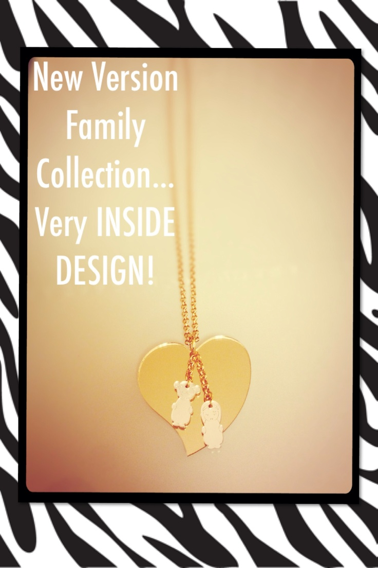 Family Collection GOLD...by INSIDE DESIGN!