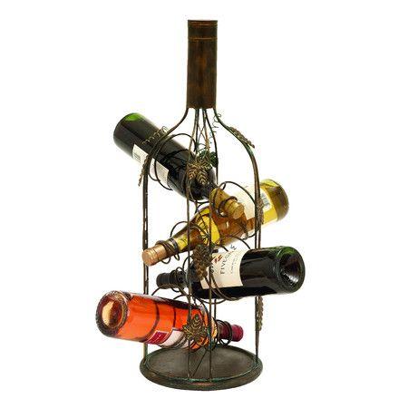 Found it at Wayfair - 4 Bottle Tabletop Wine Rack http://www.wayfair.com/daily-sales/p/Sommelier-Shop%3A-Wine-Storage-%26-Tools-4-Bottle-Tabletop-Wine-Rack~WLI2186~E17948.html?refid=SBP.rBAZEVUS349K_3ViFbQtAnQs6MWrp0p_k-p5_fyBtsU