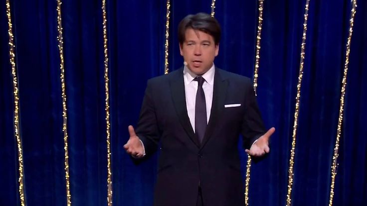 Michael Mcintyre on Jet lag and being Mistaken for a Chinaman