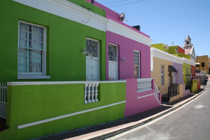Bo Kaap - Cape Town's most colourful neighbourhood #capetown #neighbourhoods