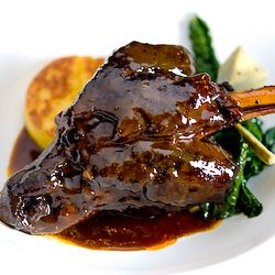 This could be the best braised lamb shank recipe on planet earth, and beyond.