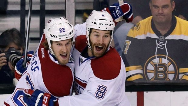 Habs top the Bruins in Game 7; this Bruins fan was not very happy about it [May 14, 2014]