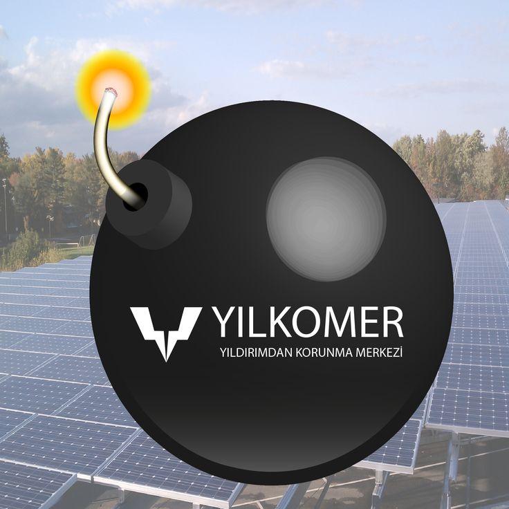 Paratoner sistenmleri özellikle aktif uç olduğu için güneş enerjisi tesislerinde kullanılması önerilmez. Bunun yerine pasif yakalama uçları daha mantıklı bir çalışma olacaktır.