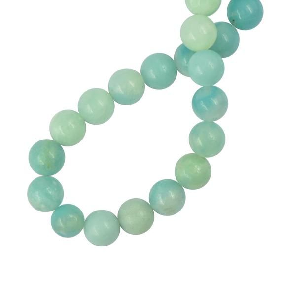 8mm Natural Round Green Aventurine Gemstone Loose Beads Spacer Jewelry 15/'/'