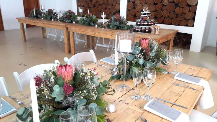 The trick to curating a table setting that transitions well from date to night - lighting.   Make sure you test your venue's lighting at different times of day. Check if they have dimmer switches or if you'll need to invest in some additional candles.