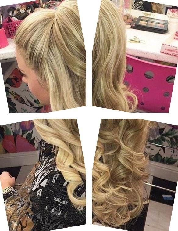 Long Hairstyles 2016 | Haircut 2016 Female Long Hair | Evening Updos For Short H…