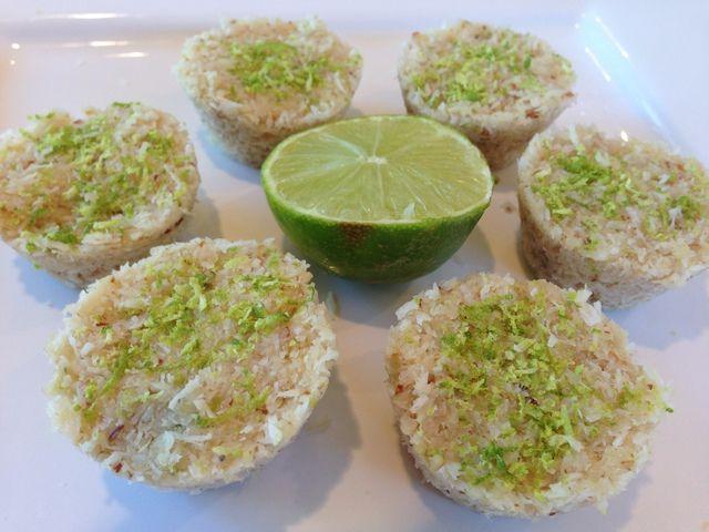 Lime and Coconut Treats - Jason Shon Bennett