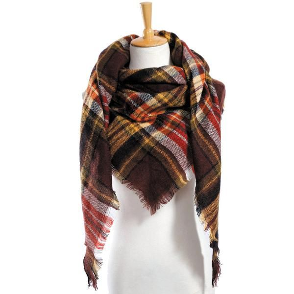 Cashmere Silk Scarf - courage and confidence by VIDA VIDA