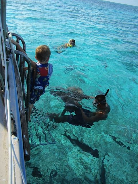 5 Activities for Kids on Ambergris Caye, Belize.