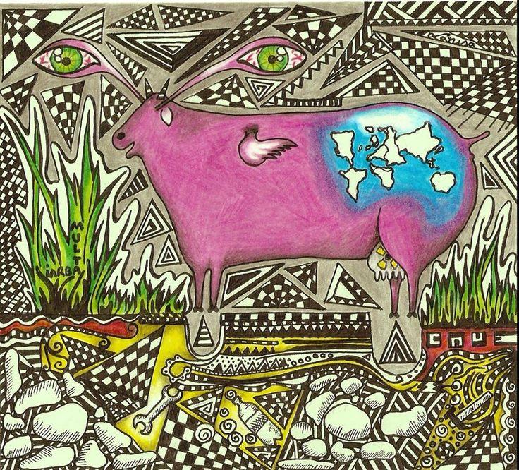 cernobal cow