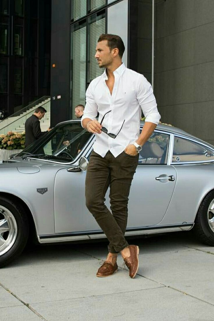 Casual Street Style For Men.