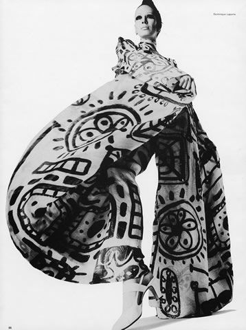 LES COLLECTIONS VINTAGE - Louis Féraud, 1969.