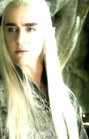 NED! I mean... Lee Pace... As an Elf King.