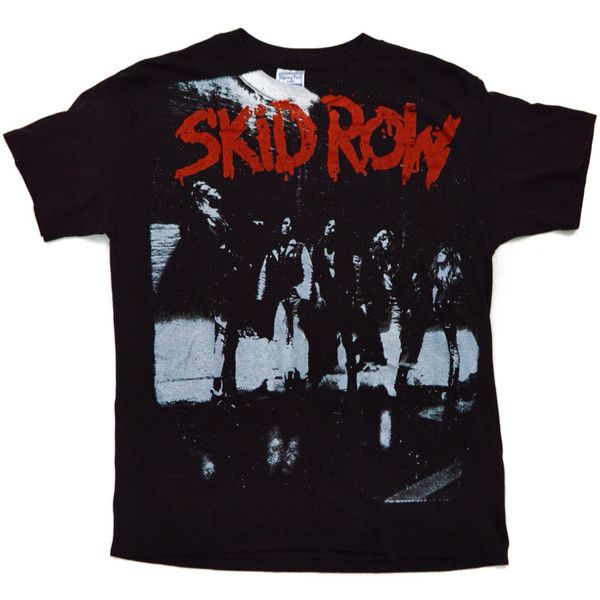 39 best skid row images on pinterest skid row rowing for Making band t shirts