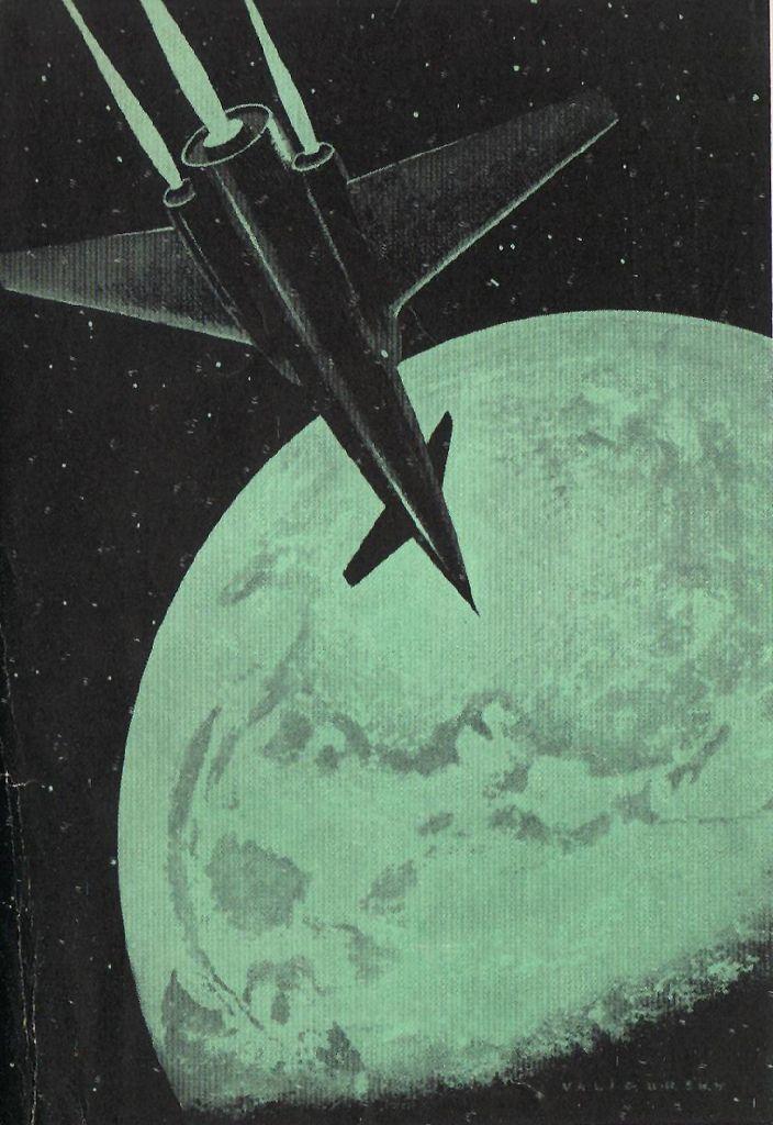 Amazing vintage Sci-Fi artwork
